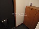 ルミナスハイム 107号室の玄関