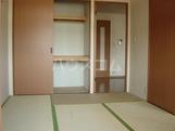 ルミナスハイム 107号室の収納