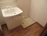 ルミナスハイム 107号室の洗面所