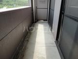 ルミナスハイム 107号室のバルコニー