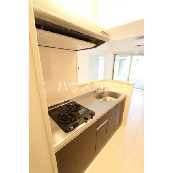 グローリア天神東 203号室のキッチン