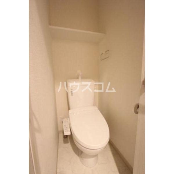 グローリア天神東 203号室のトイレ