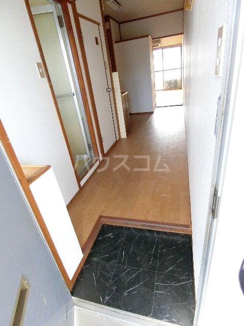 馳川アパート 01号室のキッチン