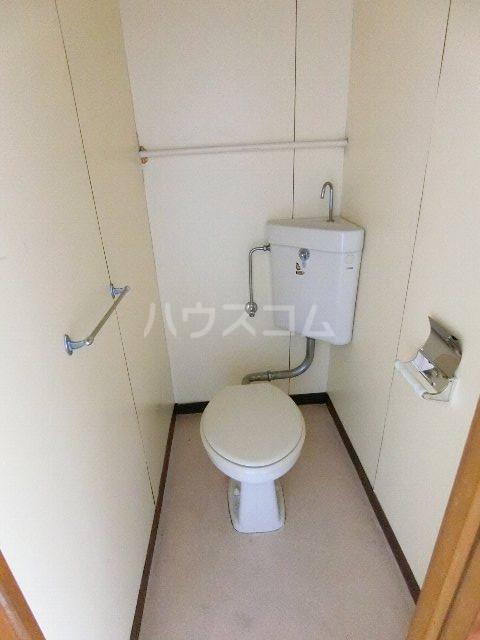 馳川アパート 01号室の風呂