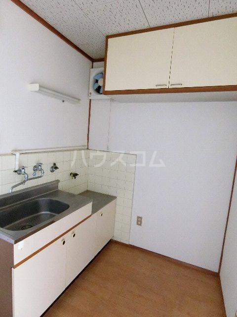 馳川アパート 01号室の居室