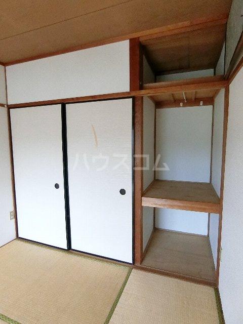 馳川アパート 01号室のリビング