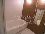 CB千早エクラ2 102号室の風呂