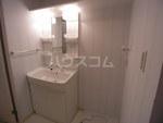 CB千早エクラ2 102号室の洗面所