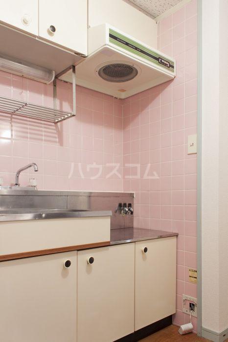 サンロード篠栗 408号室のキッチン