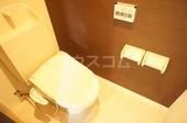 リオーネ博多 203号室のトイレ