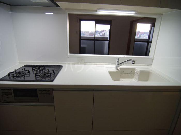 沙都和ビル 805号室のキッチン