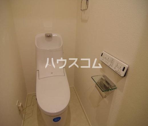 沙都和ビル 1403号室のトイレ