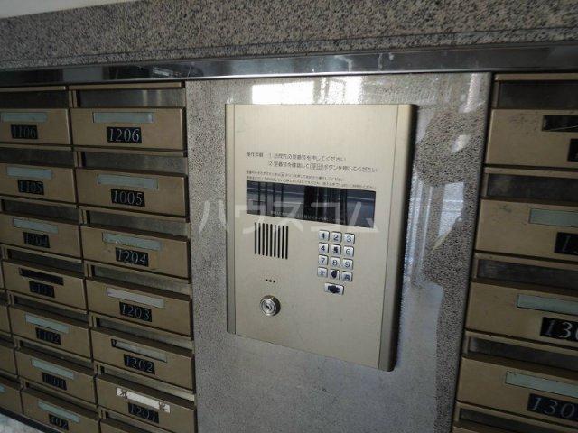 沙都和ビル 1405号室のセキュリティ