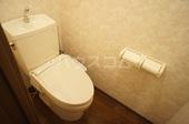 リヴィエール・ヒル 201号室のトイレ