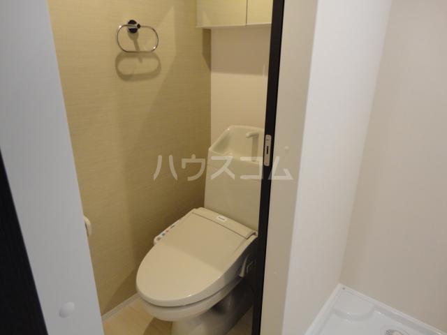 セドナ・17 105号室のトイレ