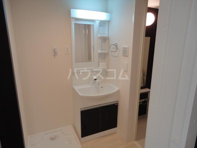 セドナ・17 105号室の洗面所