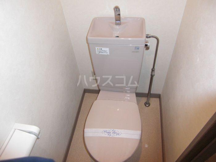 サーディンⅠ 202号室のトイレ
