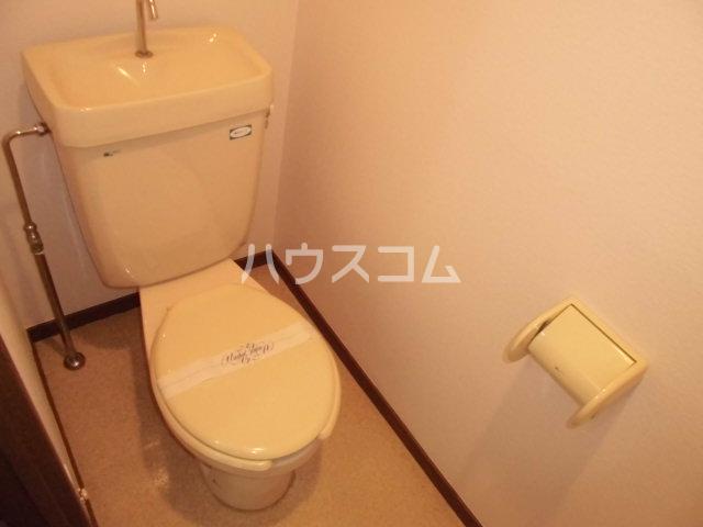 PLEAST吉塚Ⅱ 408号室のトイレ