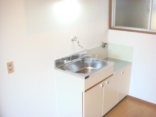 是永ビル 205号室のキッチン
