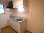 コンフォートベネフィス箱崎4 202号室のキッチン