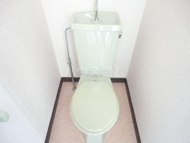 ビューハイツ1 101号室のトイレ