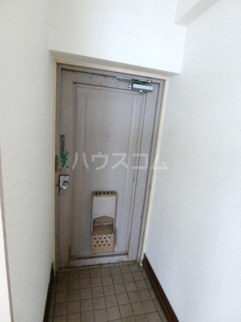 東林寺コーポ 402号室のリビング