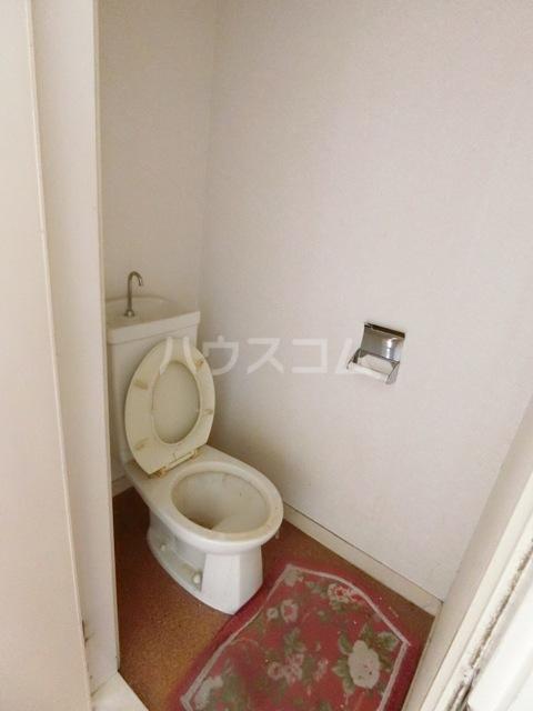 バビロンフラット 205号室のトイレ
