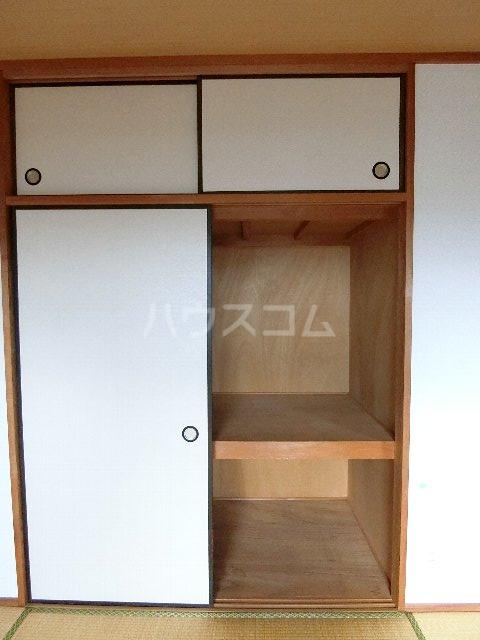 コスモテール吉塚 1004号室の収納