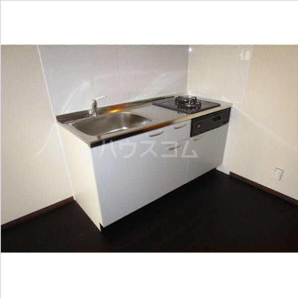 アヴァンティ千代 601号室のキッチン