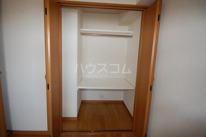 アベニールKAI 301号室の収納