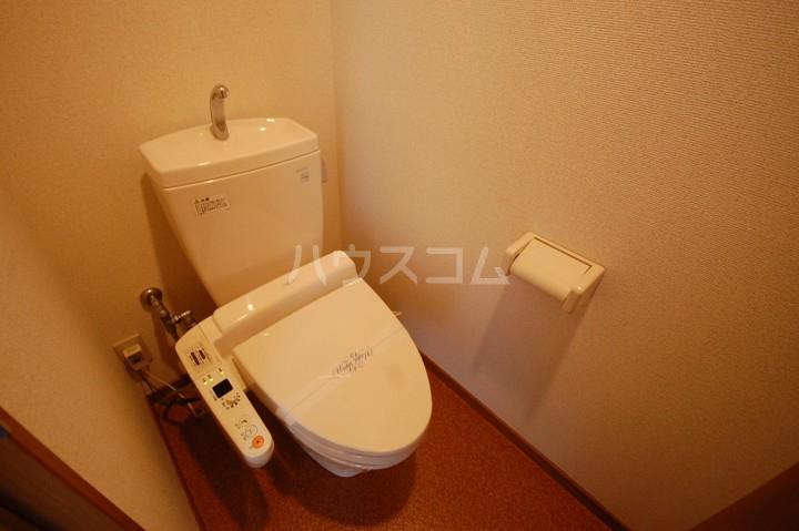 アベニールKAI 301号室のトイレ