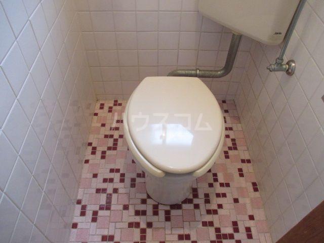 コーポあかし 105号室のトイレ