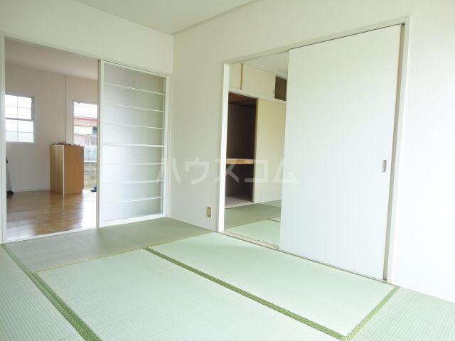 奥田ハイツ 202号室の居室
