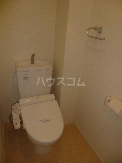 リアンアーブル博多駅東 101号室のトイレ