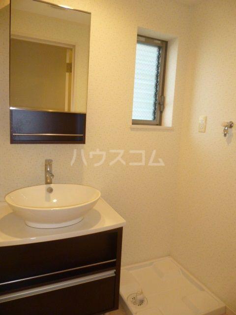 リアンアーブル博多駅東 101号室の洗面所