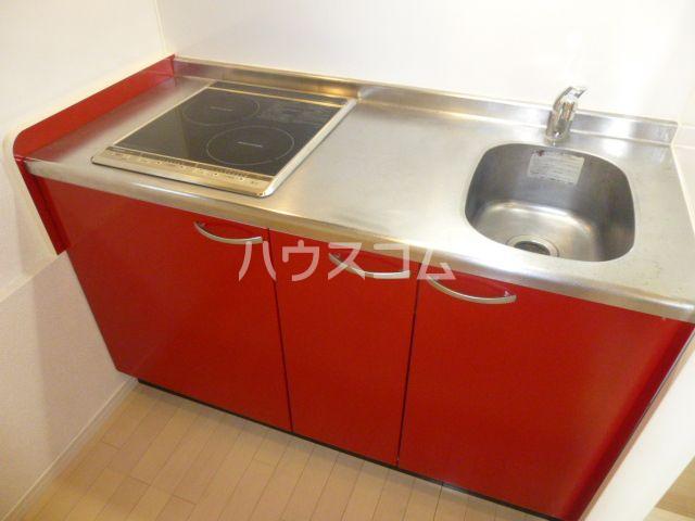 リアンアーブル博多駅東 101号室のキッチン