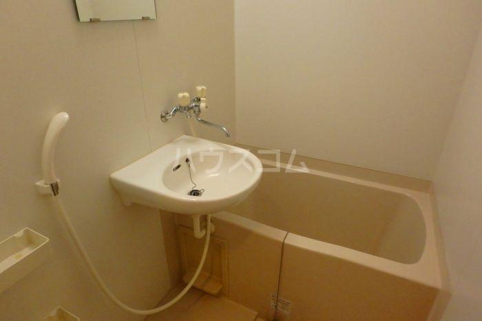 シティスクエア福岡 305号室の風呂