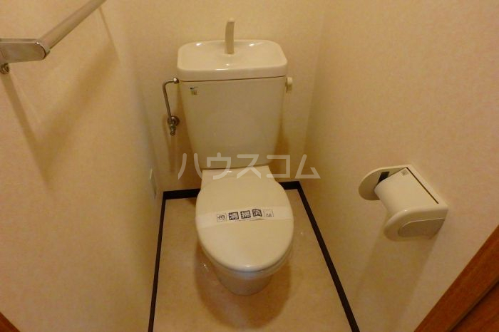 シティスクエア福岡 305号室のトイレ