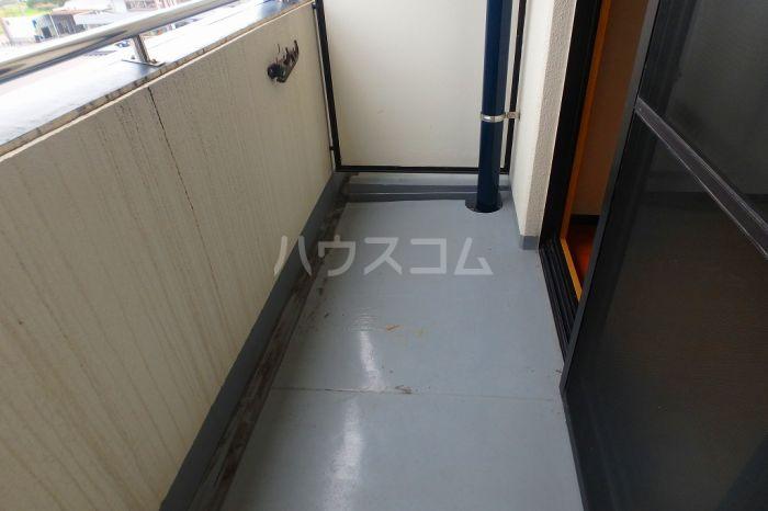 シティスクエア福岡 305号室のバルコニー