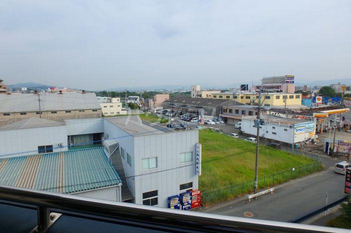 シティスクエア福岡 305号室の景色