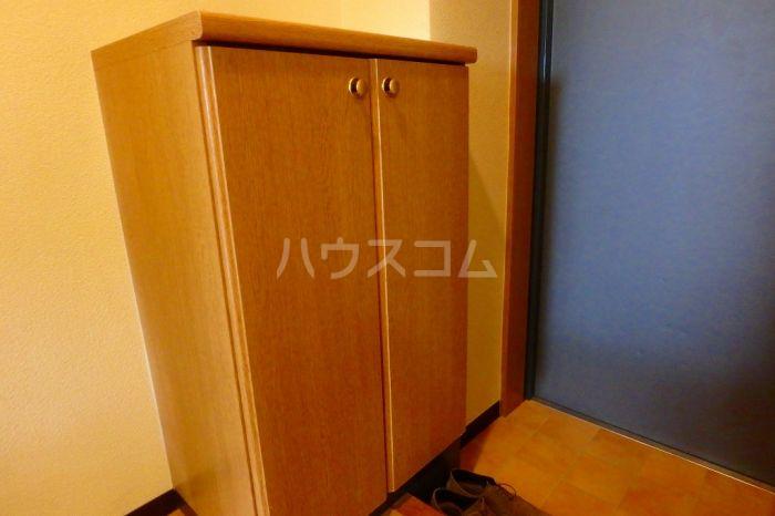 シティスクエア福岡 305号室の玄関