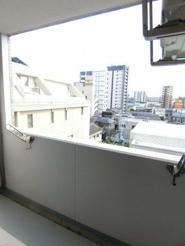 ST竹内ビル 605号室のバルコニー
