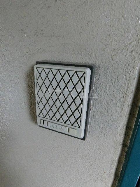 フルブルーム 302号室のセキュリティ