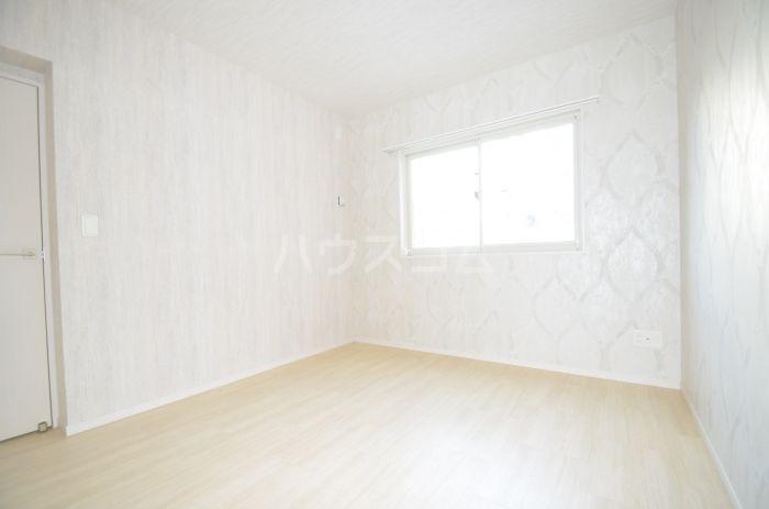 グリニッジ コート 201号室のベッドルーム