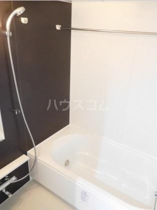 グリニッジ コート 201号室の風呂
