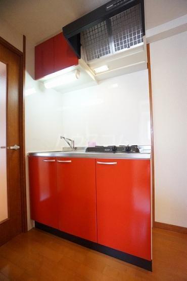 アクアシティイーストパーク 305号室のキッチン