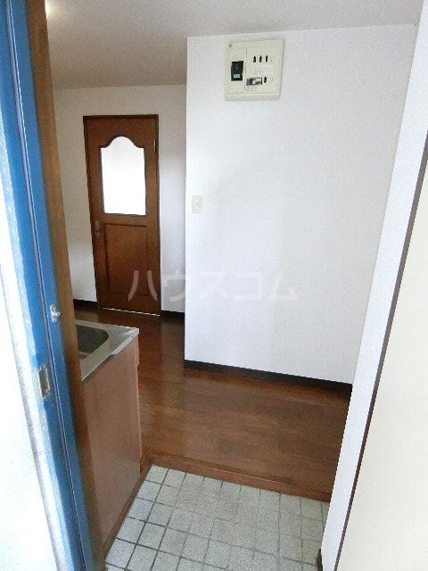 千代ビル 403号室の玄関