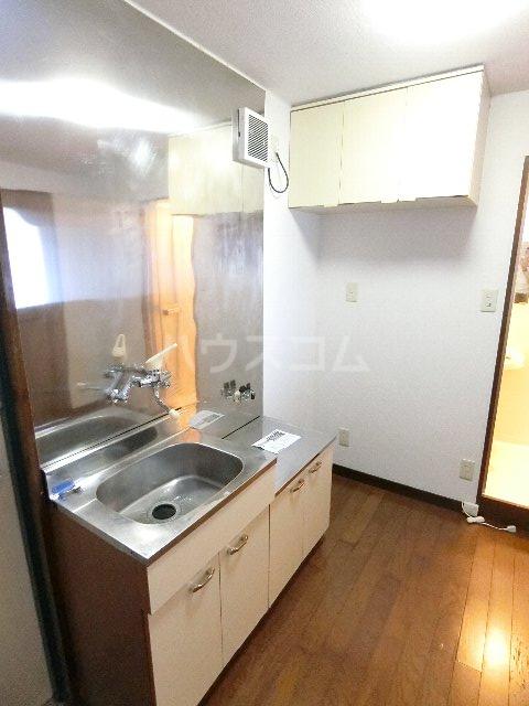 千代ビル 403号室のキッチン