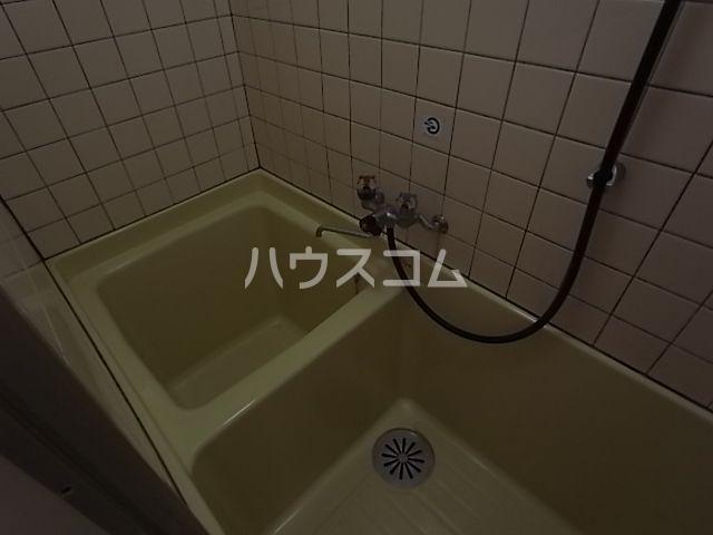 プラザ九大前Ⅱ 207号室の洗面所