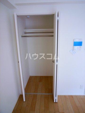 サヴォイ箱崎セントリシティ 705号室の収納